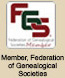 Federation of Genealogical Society Logo