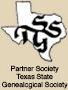 Texas State Genealogical Society Logo