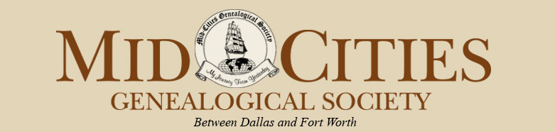 Mid-Cities Genealogical Society